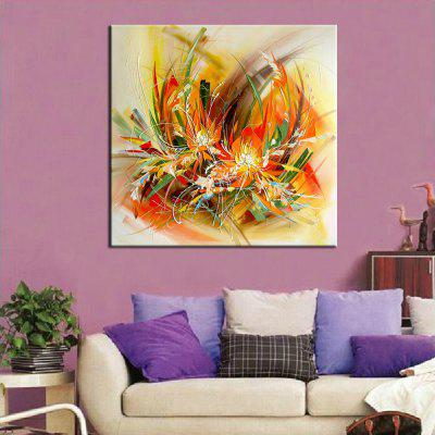Mintura Hand Painted Abstract Flower Oil PaintingOil Paintings<br>Mintura Hand Painted Abstract Flower Oil Painting<br><br>Brand: Mintura<br>Craft: Oil Painting<br>Form: One Panel<br>Material: Canvas<br>Package Contents: 1 x Painting<br>Package size (L x W x H): 86.00 x 5.00 x 5.00 cm / 33.86 x 1.97 x 1.97 inches<br>Package weight: 0.5500 kg<br>Painting: Without Inner Frame<br>Product size (L x W x H): 75.00 x 75.00 x 0.10 cm / 29.53 x 29.53 x 0.04 inches<br>Product weight: 0.5000 kg<br>Shape: Square<br>Style: Flower<br>Subjects: Flower<br>Suitable Space: Bedroom,Hallway,Hotel,Living Room