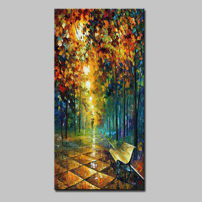 Buy COLORMIX Mintura Hand Painted Scenery Oil Painting for $82.67 in GearBest store