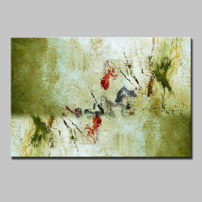 Buy COLORMIX Mintura Hand Painted Artistic Abstract Oil Painting for $51.56 in GearBest store