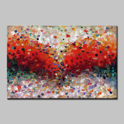 Buy COLORMIX Mintura Hand Painted Colorful Canvas Oil Painting for $52.26 in GearBest store