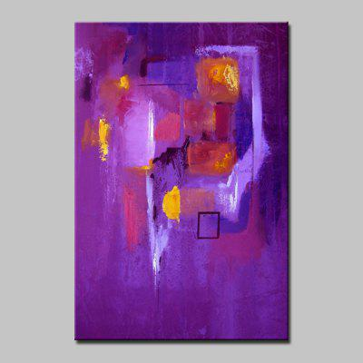 Buy COLORMIX Mintura Hand Painted Abstract Home Decor Oil Painting for $51.56 in GearBest store