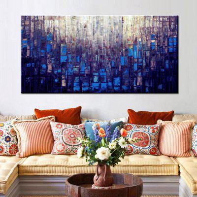 Buy COLORMIX Mintura Hand Painted Abstract Unframed Oil Painting for $82.67 in GearBest store