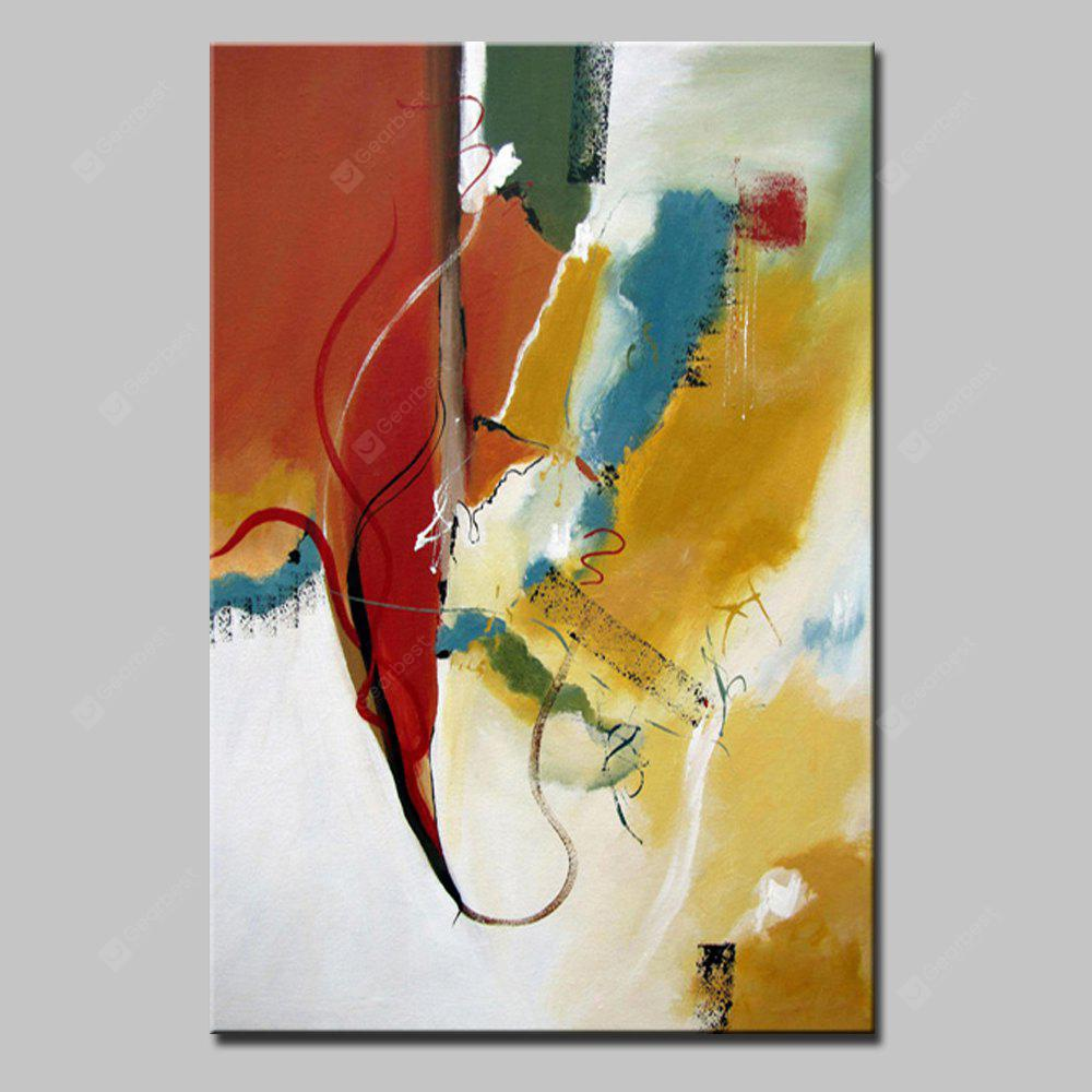 COLORMIX Mintura Hand Painted Decor Abstract Oil Painting