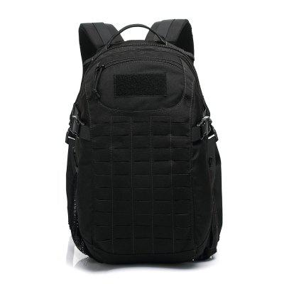 Tactical Water-resistant 37L Leisure Backpack Laptop BagDuffel Bags<br>Tactical Water-resistant 37L Leisure Backpack Laptop Bag<br><br>Bag Capacity: 37L<br>Capacity: 31 - 40L<br>Features: Water Resistance, Tactical Style, molle system<br>For: Traveling, Tactical, Cycling, Climbing, Casual<br>Gender: Unisex<br>Package Contents: 1 x Backpack<br>Package size (L x W x H): 38.00 x 42.00 x 8.00 cm / 14.96 x 16.54 x 3.15 inches<br>Package weight: 1.5000 kg<br>Product size (L x W x H): 54.00 x 40.00 x 9.00 cm / 21.26 x 15.75 x 3.54 inches<br>Product weight: 1.4000 kg<br>Strap Length: 50 - 86cm<br>Style: Leisure<br>Type: Backpack