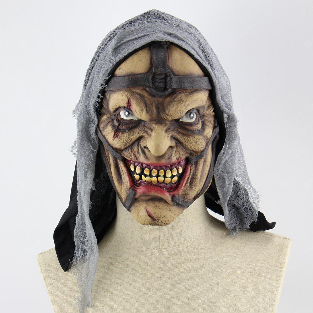 Latex Mask of Freak Man Design