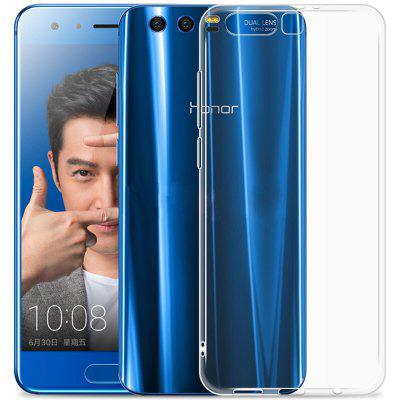 ASLING Ultra-thin Back Cover for HUAWEI Honor 9Cases &amp; Leather<br>ASLING Ultra-thin Back Cover for HUAWEI Honor 9<br><br>Brand: ASLING<br>Color: Transparent<br>Features: Anti-knock, Back Cover, Dirt-resistant<br>Mainly Compatible with: HUAWEI<br>Material: TPU<br>Package Contents: 1 X Protective Case<br>Package size (L x W x H): 21.70 x 12.00 x 0.80 cm / 8.54 x 4.72 x 0.31 inches<br>Package weight: 0.0180 kg<br>Product Size(L x W x H): 14.80 x 7.30 x 0.03 cm / 5.83 x 2.87 x 0.01 inches<br>Product weight: 0.0140 kg<br>Style: Transparent