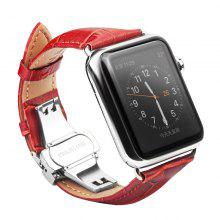 QIALINO W42004 42mm Modern Apple Watch Strap