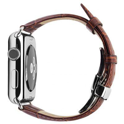 QIALINO W42004 Cinturino Moderno per Apple Watch 42mm