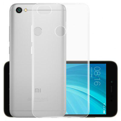 Luanke TPU Soft Case para Xiaomi Redmi Note 5A High Edition