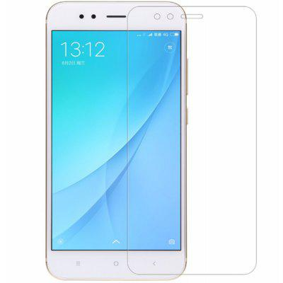 Naxtop Transparent Screen Film Protector Tempered Glass Membrane for Xiaomi Mi 5X - 1PC