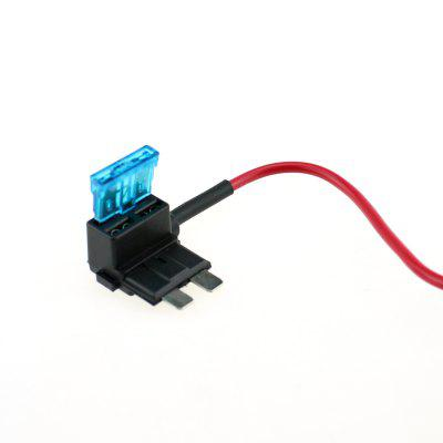 Add A Circuit Fuse Tap Piggy-back Fuse HolderOther  Motorcycle Accessories<br>Add A Circuit Fuse Tap Piggy-back Fuse Holder<br><br>Package Contents: 1 x Medium Fuse Extractor<br>Package size (L x W x H): 3.00 x 3.00 x 3.00 cm / 1.18 x 1.18 x 1.18 inches<br>Package weight: 0.0180 kg<br>Product size (L x W x H): 1.75 x 0.25 x 0.11 cm / 0.69 x 0.1 x 0.04 inches<br>Product weight: 0.0070 kg