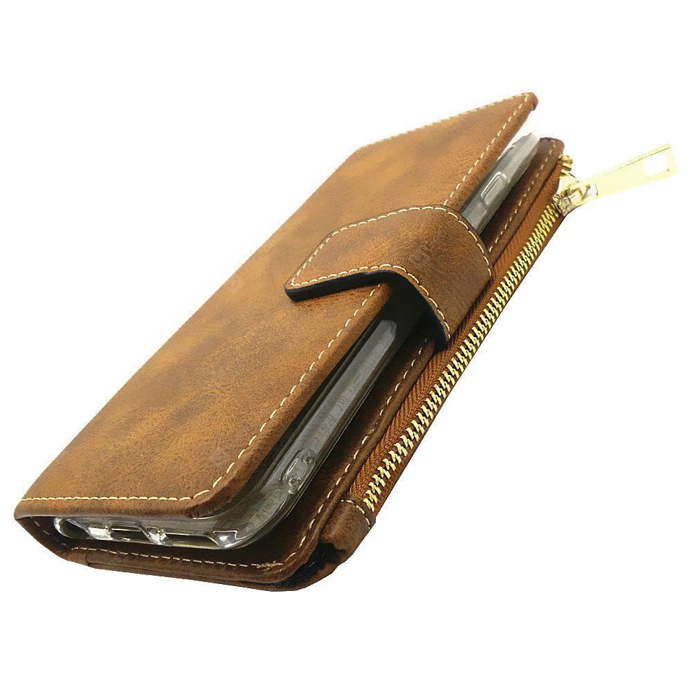 Retro Wallet Design Removable Phone Cover for iPhone 6