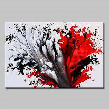 Mintura MT160975 Hand Painted Abstract Canvas Oil Painting