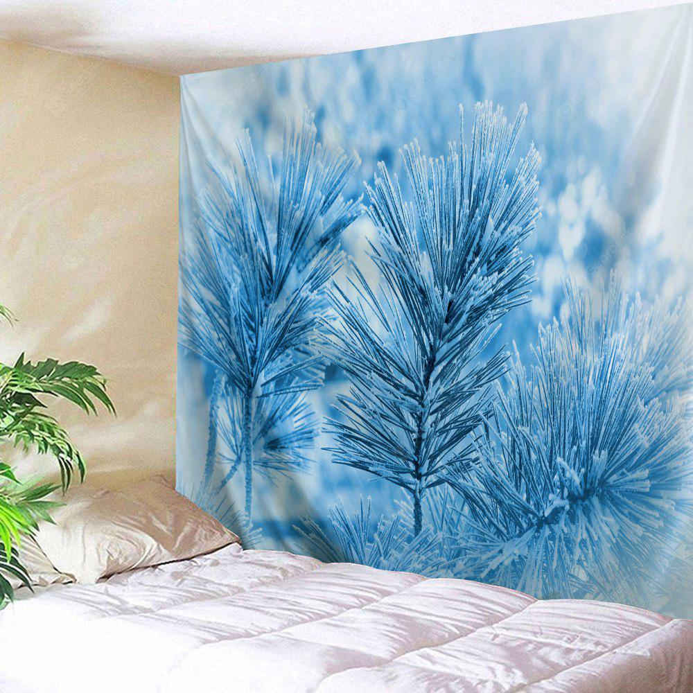 Snow Branch Wall Art Christmas Tapestry