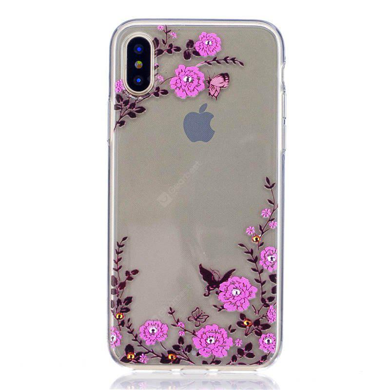 TPU Shatter-proof Cover Case for iPhone X