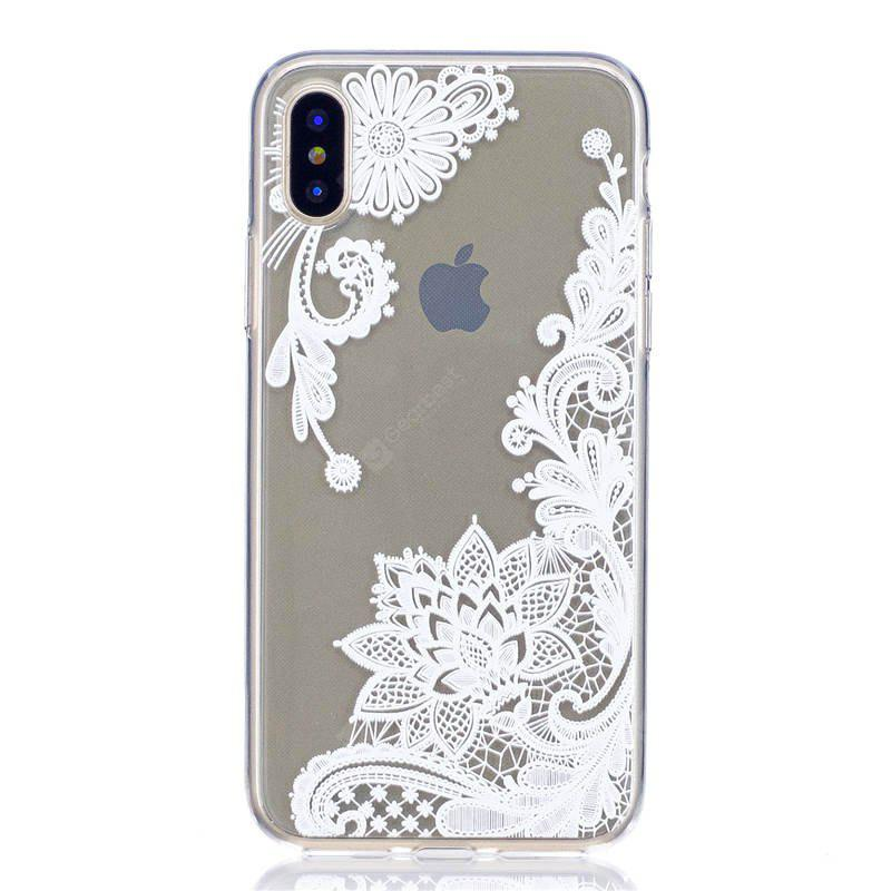 TPU Drop-proof Cover Case for iPhone X