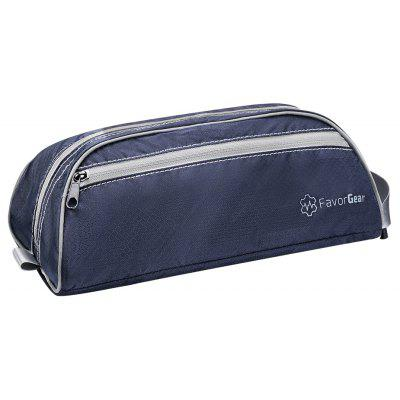 Waterproof Portable Travel Toiletry Bag for Overnight Trip