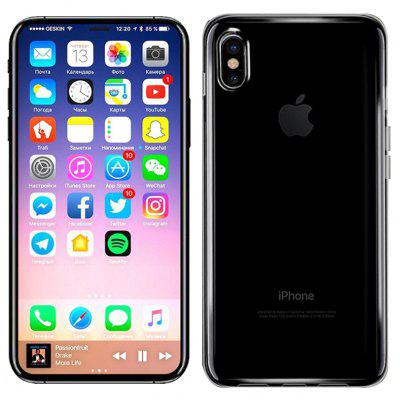 Luanke Shock-proof Cover Case for iPhone X