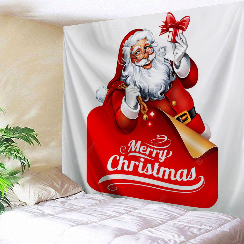 Christmas Gift Tapestry Santa Claus Wall Hanging