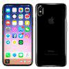 Luanke Shock-proof Cover Case for iPhone X - TRANSPARENT