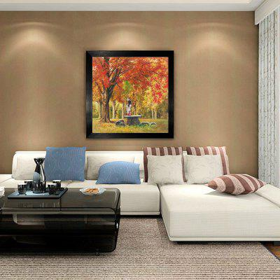 Mintura HY150135 Maple Unframed Canvas Print Painting