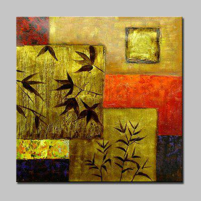 Abstract Hand Painted Canvas Oil Painting