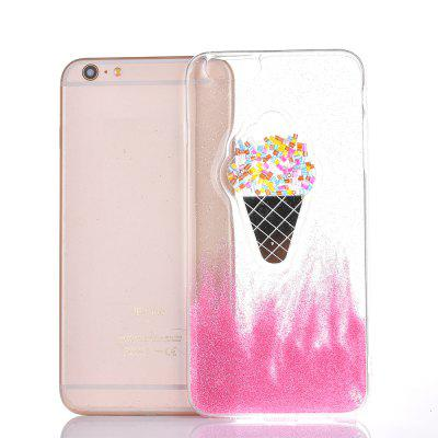 Stylish Drawing TPU Glitter Powder Case for iPhone 6 Plus / 6S PlusiPhone Cases/Covers<br>Stylish Drawing TPU Glitter Powder Case for iPhone 6 Plus / 6S Plus<br><br>Compatible for Apple: iPhone 6 Plus, iPhone 6S Plus<br>Features: Back Cover<br>Material: TPU<br>Package Contents: 1 x Protective Back Case<br>Package size (L x W x H): 16.00 x 8.00 x 1.00 cm / 6.3 x 3.15 x 0.39 inches<br>Package weight: 0.0460 kg<br>Product size (L x W x H): 15.50 x 7.50 x 0.70 cm / 6.1 x 2.95 x 0.28 inches<br>Product weight: 0.0430 kg<br>Style: Mixed Color, Ultra Slim, Sweet, Glamorous Glitter, Novelty, Pattern