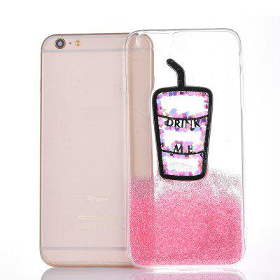Stylish Drawing TPU Glitter Powder Case for iPhone 6 / 6SiPhone Cases/Covers<br>Stylish Drawing TPU Glitter Powder Case for iPhone 6 / 6S<br><br>Compatible for Apple: iPhone 6, iPhone 6S<br>Features: Back Cover<br>Material: TPU<br>Package Contents: 1 x Protective Back Case<br>Package size (L x W x H): 15.00 x 8.00 x 1.00 cm / 5.91 x 3.15 x 0.39 inches<br>Package weight: 0.0320 kg<br>Product size (L x W x H): 14.00 x 6.50 x 0.70 cm / 5.51 x 2.56 x 0.28 inches<br>Product weight: 0.0300 kg<br>Style: Mixed Color, Ultra Slim, Sweet, Glamorous Glitter, Novelty, Pattern
