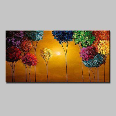 Buy COLORMIX Mintura MT160490 Hand Painted Canvas Oil Painting for $65.83 in GearBest store