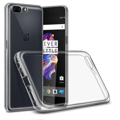 LEEHUR Ultra-thin Anti-drop Cover Case for OnePlus 5
