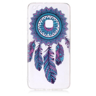Buy COLORMIX Dream Catcher Theme TPU Phone Soft Case for HUAWEI P10 Lite for $2.84 in GearBest store