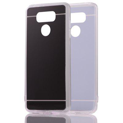 Plating Mirror Scratch-proof Protective Case for LG G6