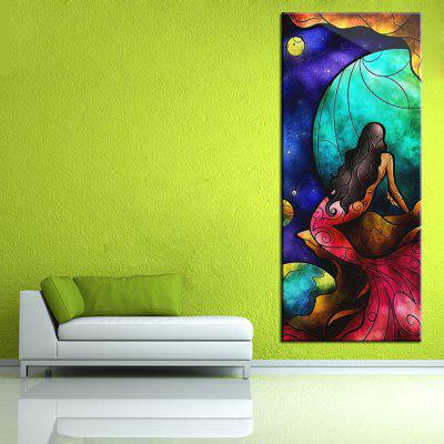 Mintura Modern Oil Painting Hanging Mermaid Wall ArtOil Paintings<br>Mintura Modern Oil Painting Hanging Mermaid Wall Art<br><br>Brand: Mintura<br>Craft: Oil Painting<br>Form: One Panel<br>Material: Canvas<br>Package Contents: 1 x Oil Painting<br>Package size (L x W x H): 71.00 x 5.00 x 5.00 cm / 27.95 x 1.97 x 1.97 inches<br>Package weight: 0.8000 kg<br>Painting: Without Inner Frame<br>Product weight: 0.7000 kg<br>Shape: Vertical<br>Style: Modern<br>Subjects: Figure Painting<br>Suitable Space: Bedroom,Dining Room,Hallway,Hotel,Kids Room,Kitchen,Living Room,Office
