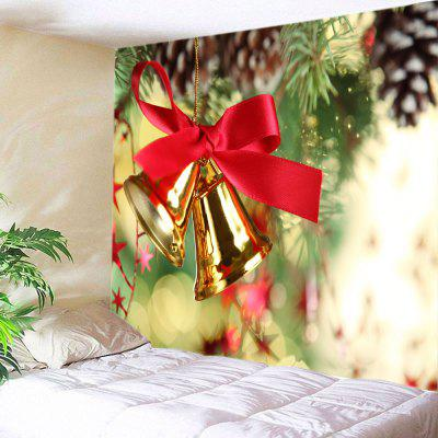 Buy Wall Hanging Decor Christmas Bells Print Tapestry, COLORMIX, Home & Garden, Home Textile, Tapestries for $13.85 in GearBest store