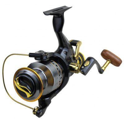 Folding Handle Design Spinning Double Vents Fishing Reel