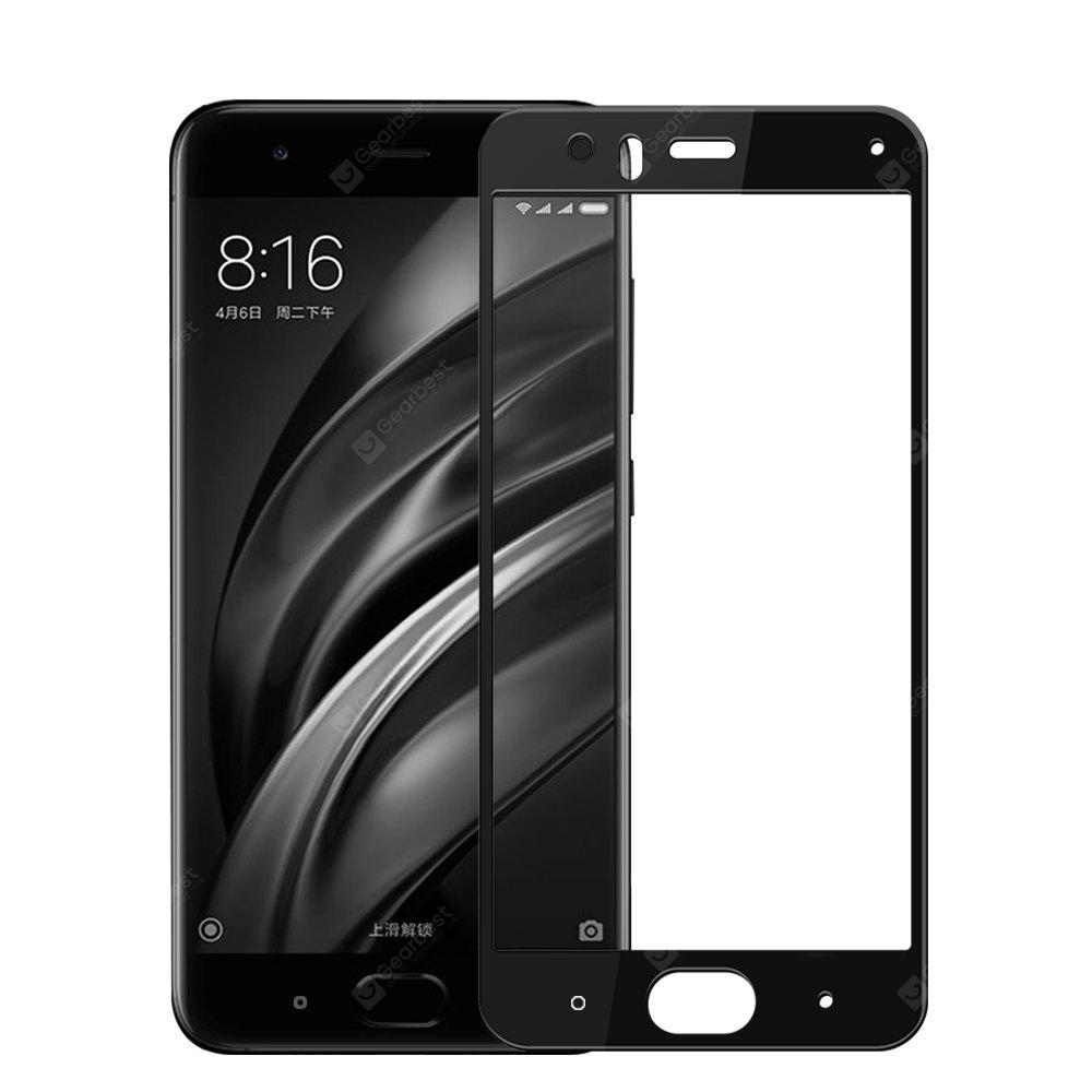LEEHUR 2.5D Arc Full Cover Screen Film for Xiaomi Mi 6