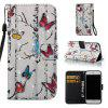 Durable Modern Pattern Cover Case for iPhone 8 - MULTI