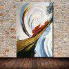Mintura Modern Oil Painting Unframed Abstract Wall Art - COLORMIX