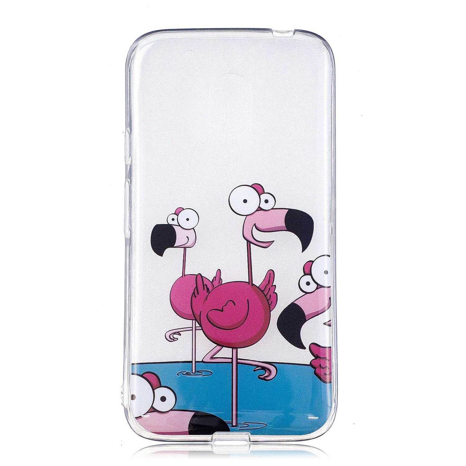 Cartoon Pattern Phone Cover Case for Motorola Moto G4 Play