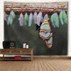 Wall Decor Butterfly Cocoons Print Tapestry - ATLâNTIDA