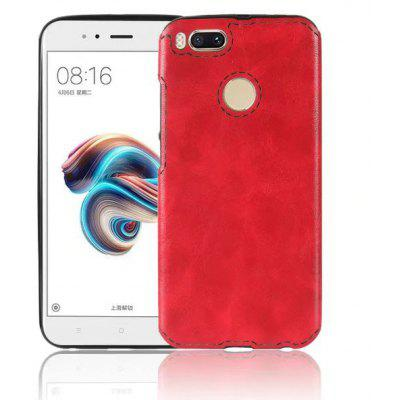 Xiaomi Mi A1 TPU Slim Crazy Horse Pattern Back Case