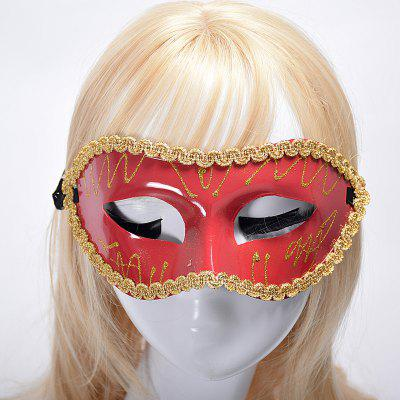 Buy RED Macroart Y 456 Hallowmas Decorations Mask for $6.43 in GearBest store