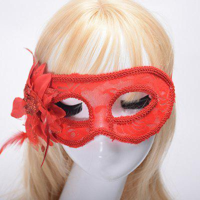 Buy RED Macroart Y 450 Hallowmas Decorations Mask for $6.71 in GearBest store