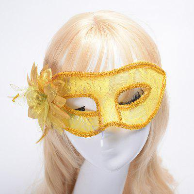 Buy YELLOW Macroart Y 450 Hallowmas Decorations Mask for $6.71 in GearBest store