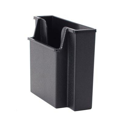 ZIQIAO CZ - 75 Universal Car Storage Box with Cup Holderstorage box<br>ZIQIAO CZ - 75 Universal Car Storage Box with Cup Holder<br><br>Brand: ZIQIAO<br>Material: ABS<br>Model: CZ - 75<br>Package Contents: 1 x Storage Box, 4 x Air Vent Clip, 1 x Sticker Set<br>Package size (L x W x H): 14.00 x 11.00 x 4.00 cm / 5.51 x 4.33 x 1.57 inches<br>Package weight: 0.0730 kg<br>Product size (L x W x H): 9.90 x 8.00 x 3.50 cm / 3.9 x 3.15 x 1.38 inches<br>Product weight: 0.0580 kg