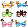 MCYH 006 Funny Halloween Glasses Disguised Party Prop 1PC - COLORMIX