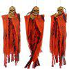 MCYH y49 Halloween Decoration Hung Ghost - RED