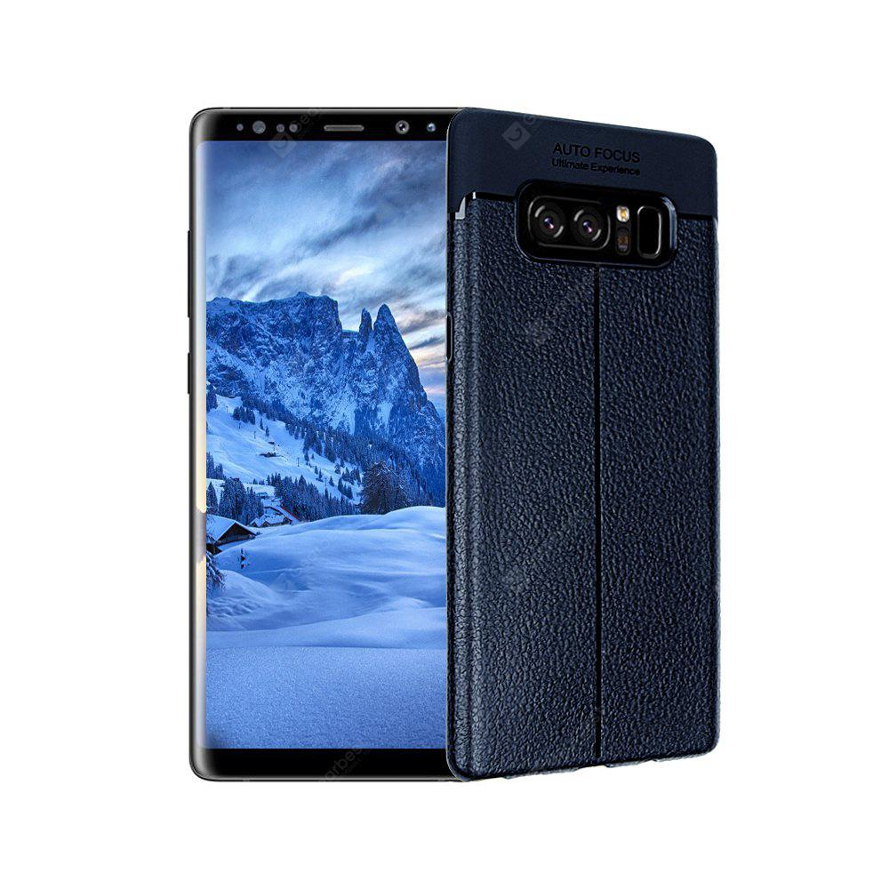 Buy Luanke Shatter-proof Durable Cover Samsung Galaxy Note 8 CADETBLUE