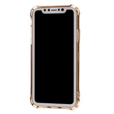 Ultra-thin Drop-proof Protective Case for iPhone XiPhone Cases/Covers<br>Ultra-thin Drop-proof Protective Case for iPhone X<br><br>Compatible for Apple: iPhone X<br>Features: Anti-knock, Back Cover, Dirt-resistant, Shatter-Resistant Case<br>Material: Silicone, TPU<br>Package Contents: 1 x Case<br>Package size (L x W x H): 14.60 x 7.20 x 2.00 cm / 5.75 x 2.83 x 0.79 inches<br>Package weight: 0.0220 kg<br>Product size (L x W x H): 14.50 x 7.10 x 1.00 cm / 5.71 x 2.8 x 0.39 inches<br>Product weight: 0.0200 kg<br>Style: Ultra Slim, Transparent