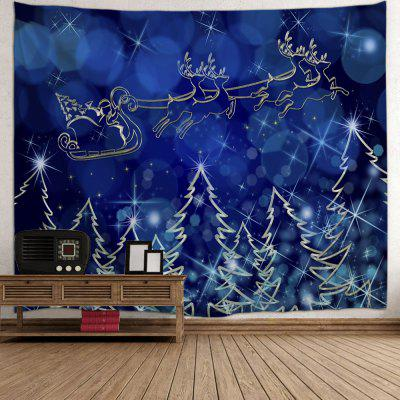 Christmas Sled Tree Print Wall Art TapestryTapestries<br>Christmas Sled Tree Print Wall Art Tapestry<br><br>Feature: Removable, Washable<br>Material: Polyester<br>Package Contents: 1 x Tapestry<br>Shape/Pattern: Animal,Tree<br>Style: Festival<br>Theme: Christmas<br>Weight: 0.1800kg